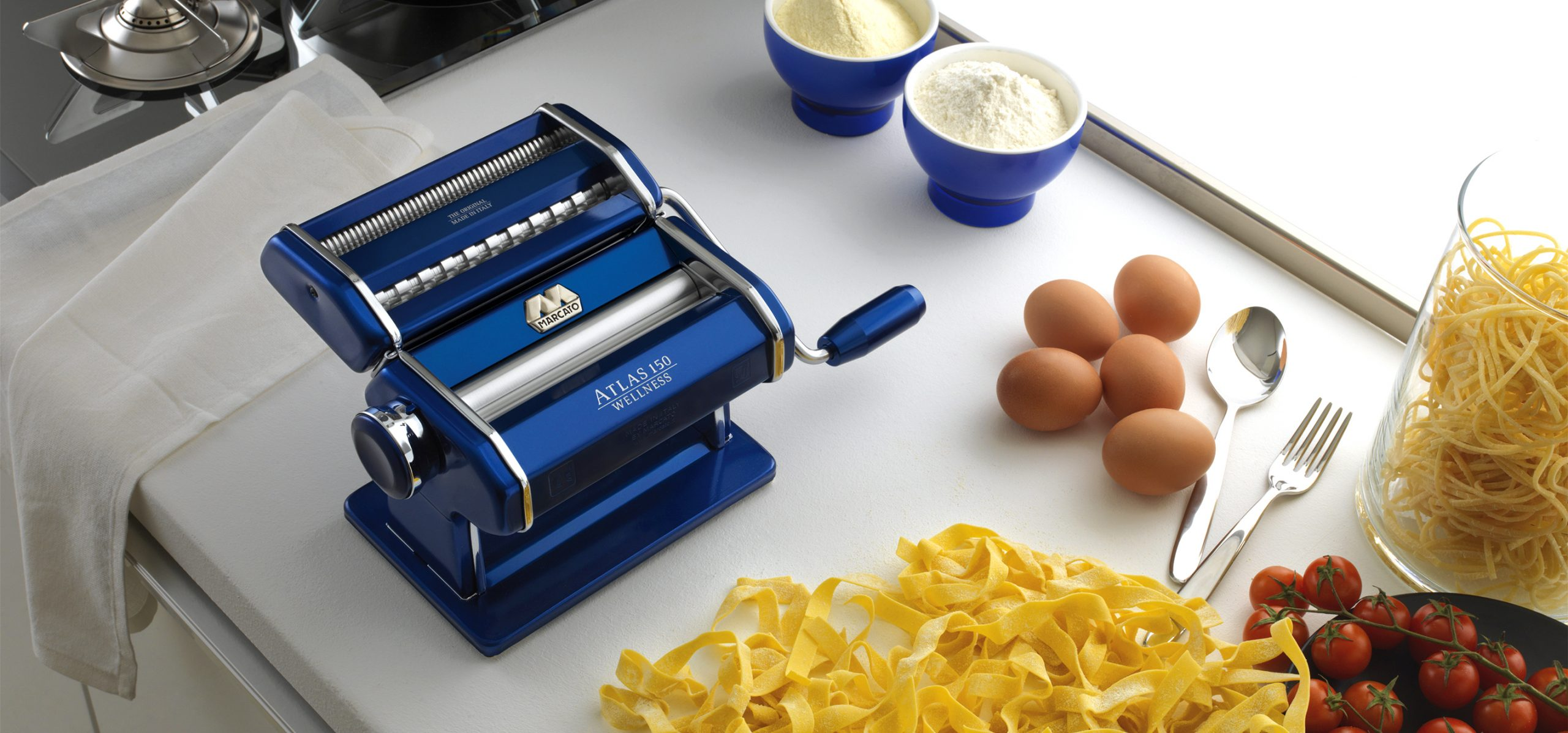 Comment utiliser une Machine à pâtes