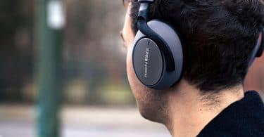 Casque d'écoute