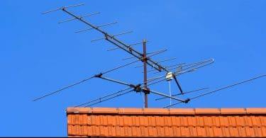Antenne TV extérieur