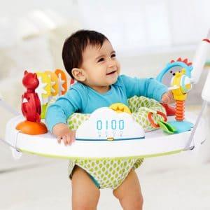 Comment choisir un Exerciseur bébé