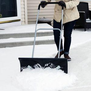 Comment choisir un Poussoir à neige
